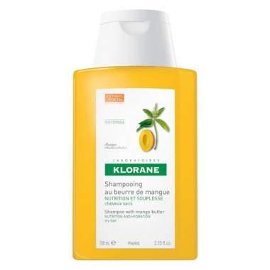 Klorane szampon MANGO 100 ml dw. 31.01.22
