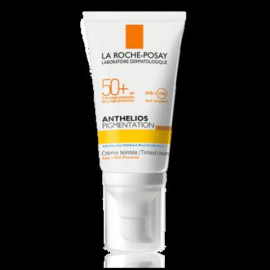 La Roche-Posay Anthelios PIGMENTATION SPF50+ krem barwiący 50 ml