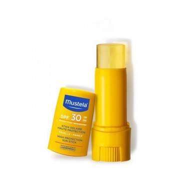 MUSTELA SUN sztyft SPF30 9 ml