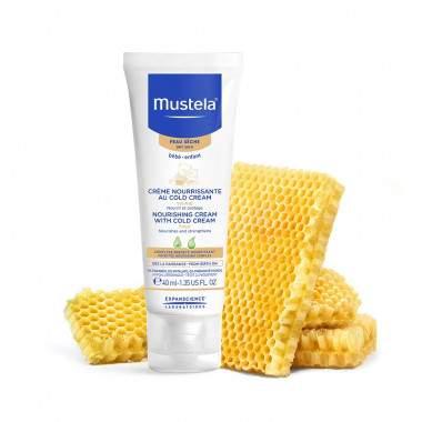MUSTELA Bebe Cold Cream krem 40ml